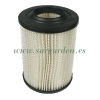 Filtro de aire buggy de golf Club Car de 1984 a 1991 Referencias originales 1012506 / 1013379