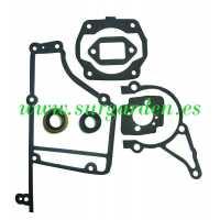 Kit de juntas de motor para cortadora Stihl TS400 ref. 4223 007 1050