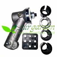 Codo de transmisión universal para barra de 24 - 25 - 25,4 - 26 - 28 mms.