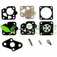 Kit de reparación carburador TK para Kawasaki / Maruyama / Mitsubishi / Homelite / Zenoah
