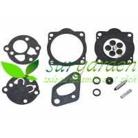 Kit de reparación carburador TK para McCulloch / Kawasaki / Fuji Robin / Shindaiwa