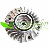 Volante magnético / Volante de inercia adaptable a Stihl 11214001200 / 1121-400-1200 / 1121 400 1200