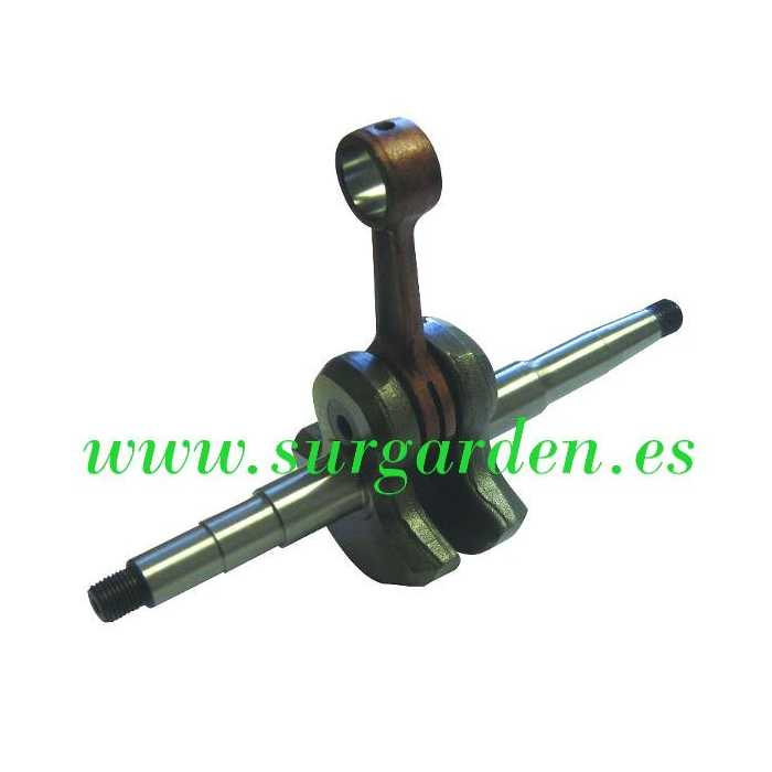 Cigüeñal adaptable a Stihl 08 / TS350 / TS360 / BT360 referencia original 1108 030 0403 / 1108 030 0402