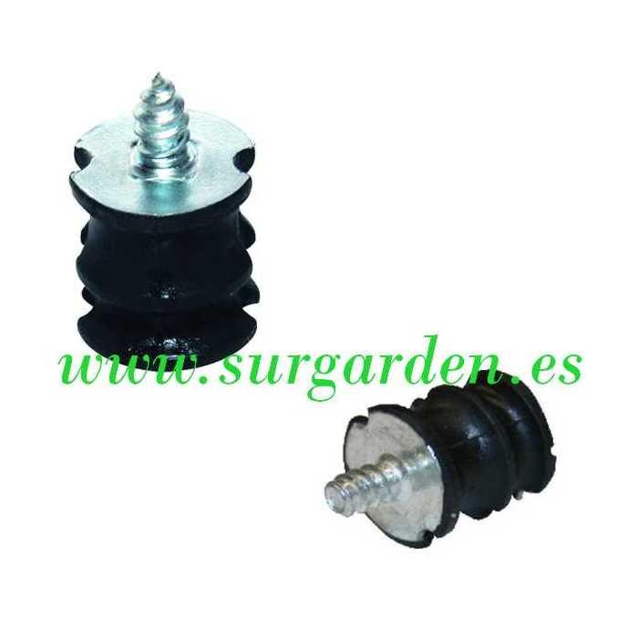 Amortiguador silentblock superior Husqvarna 61 / 66 / 266 / 268 / 272 / 380 Jonsered 625 / 630 / 670 referencia 501 77 34-01
