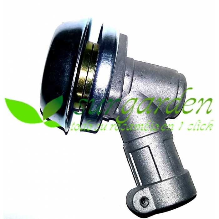 Codo de transmisión 28 mms / 9 estrías para desbrozadora