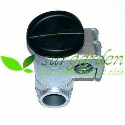 Soporte universal de manillar profesional desbrozadora de tubo de 28 mms