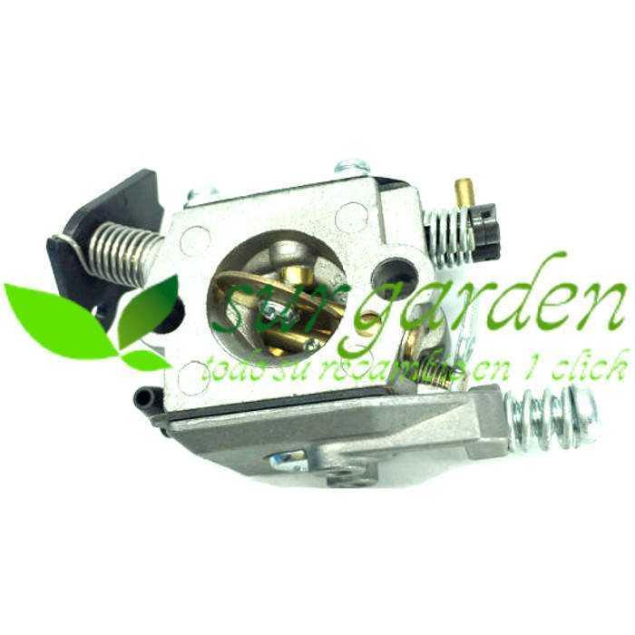 Carburador de membranas motosierra china 38 c.c. / 41 c.c.