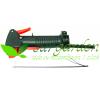 Mando de acelerador universal para desbrozadora con manillar de 22 mms