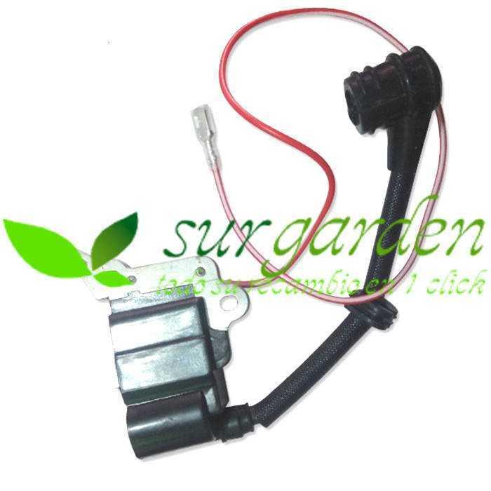 Bobina de corriente motosierra asiáticas de poda 25,4 c.c.