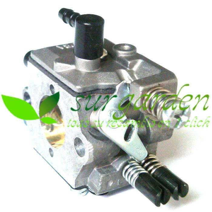 Carburador de membranas motosierra de poda china 25 c.c. / 25,4 c.c.