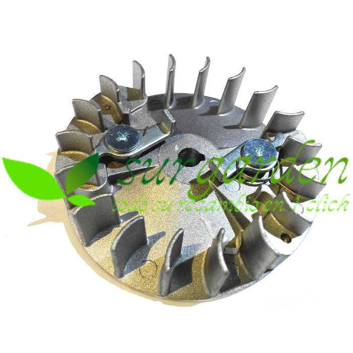 Volante magnético para motosierra  de poda china 25 c.c. / 25,4 c.c.