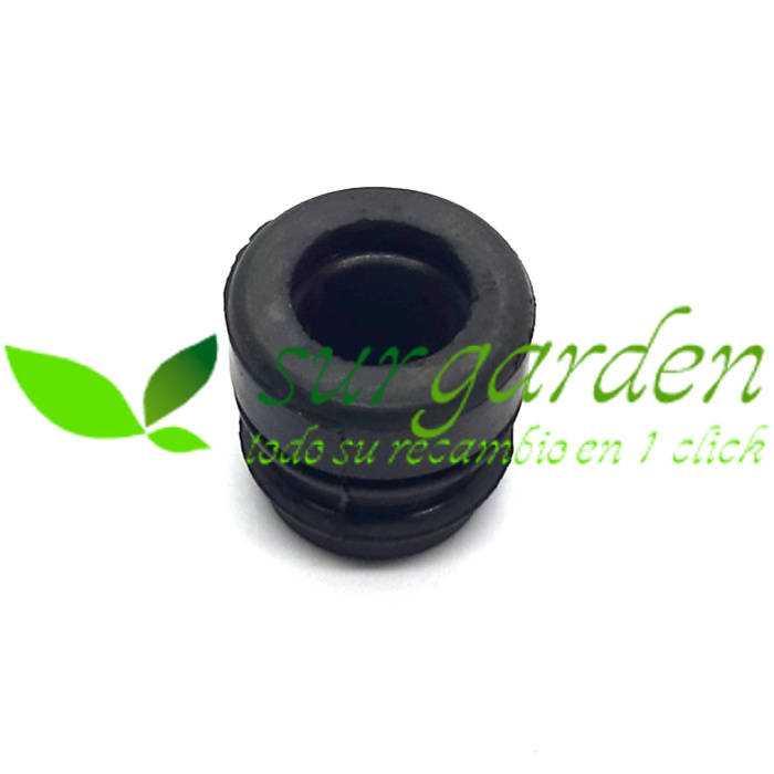 Amortiguador silentblock superior para motosierra asiática de 45 c.c. / 51 c.c. / 54 c.c.