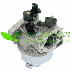 Carburador con palanca de aire para motores asiáticos de cortacéspedes / motoazadas