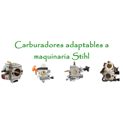 Carburadores Stihl