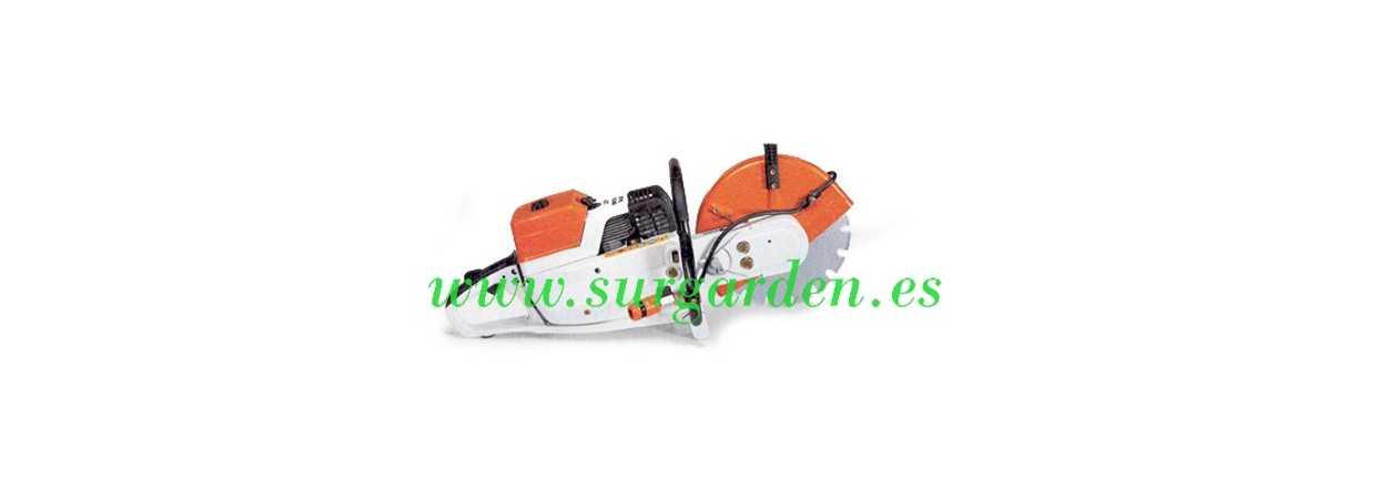 TS360 Stihl cortadora recambios