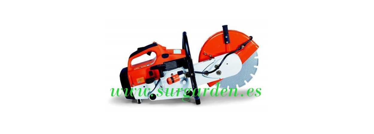 TS400 Stihl cortadora recambios