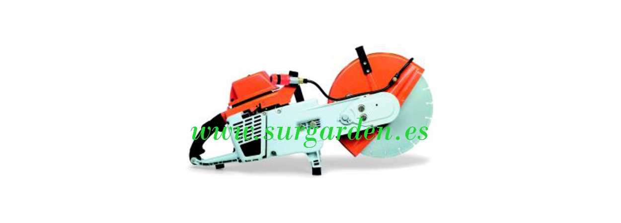 TS510 Stihl cortadora recambios