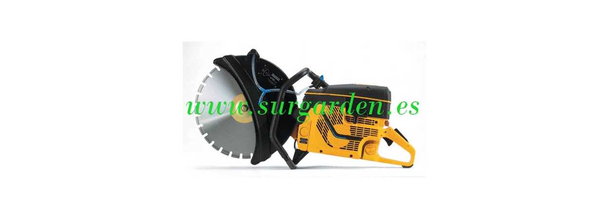 K1250 Partner recambios para cortadora