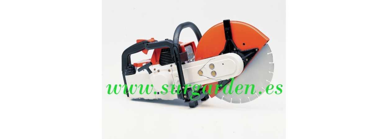 TS460 Stihl cortadora recambios