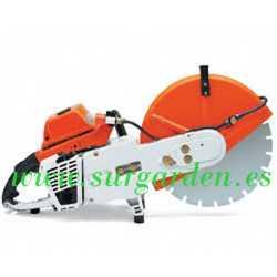 TS760 Stihl cortadora recambios