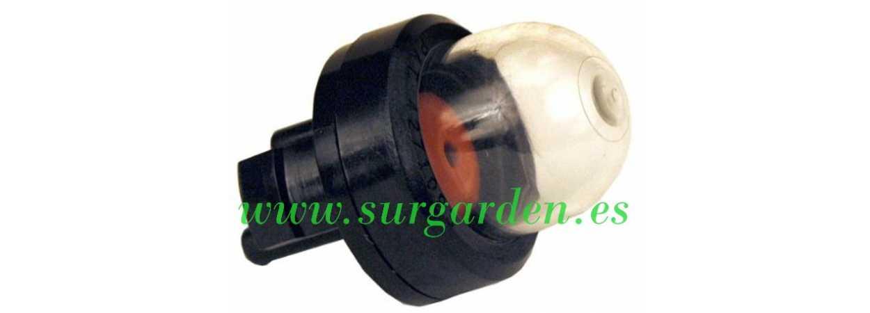 Cebador Combustible Bomba Para Stihl-Ryobi Walbro  Gasolina Desbrozadora