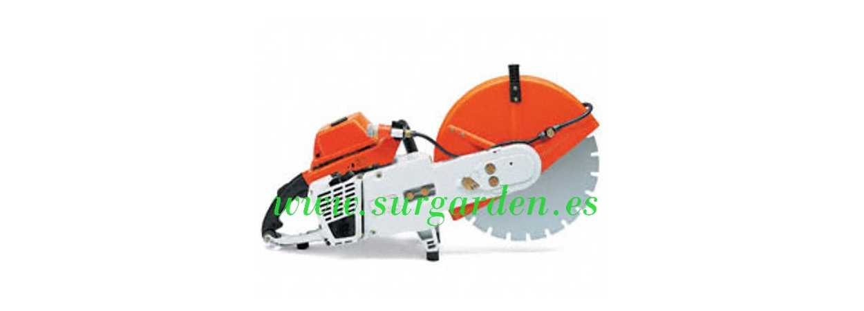 TS800 Stihl cortadora recambios