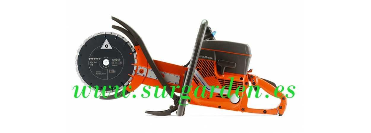 K650 Husqvarna recambios para cortadora