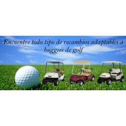 Recambios para coches (buggies) de golf