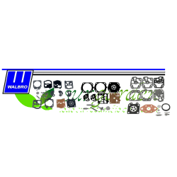 Kits de reparación Walbro