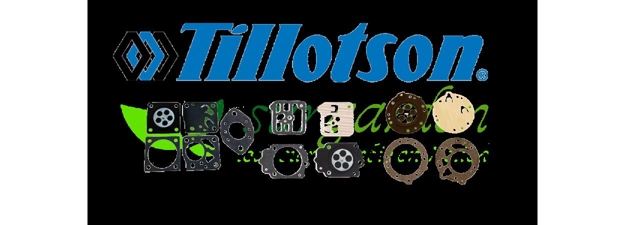 Juegos de membranas Tillotson
