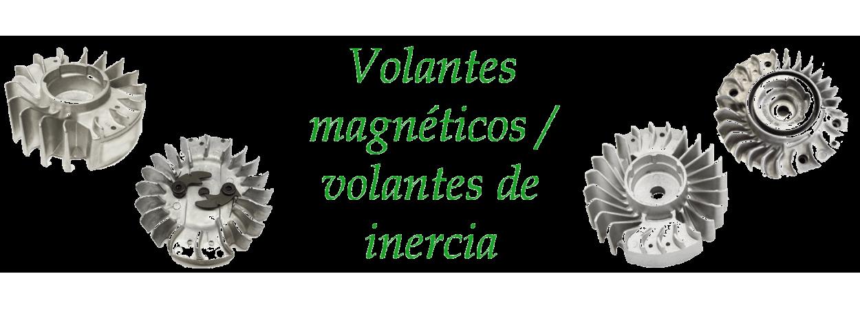 Volantes magnéticos / volantes de inercia