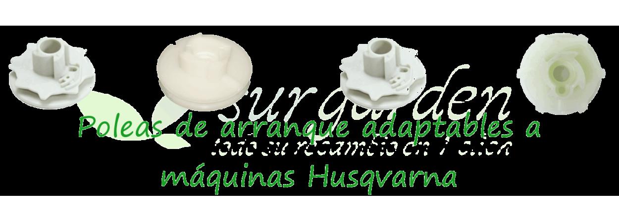 Poleas Husqvarna / Jonsered