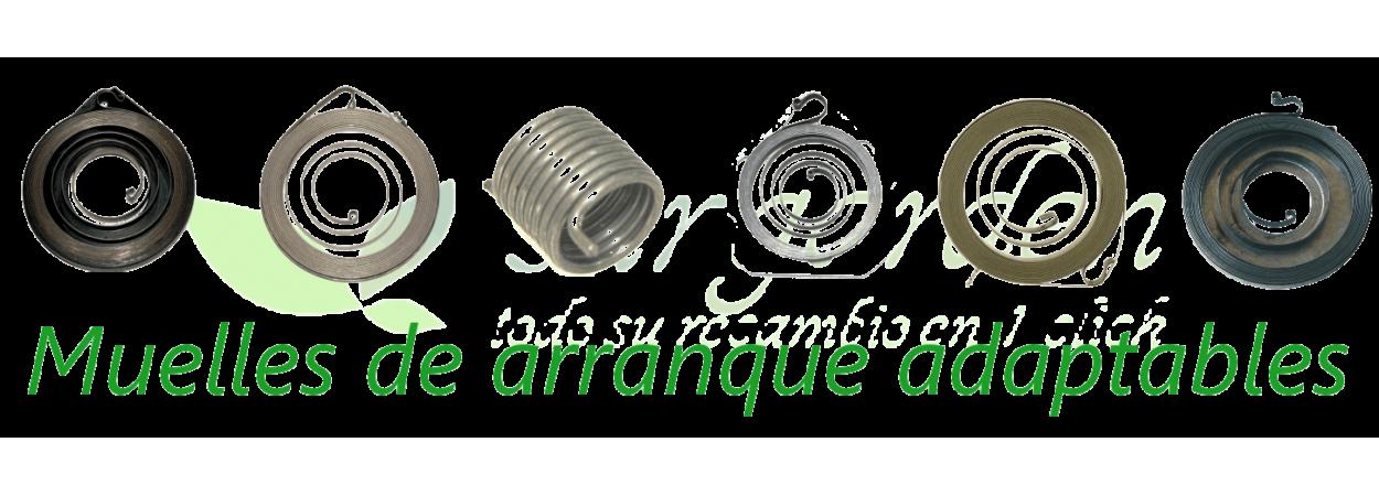 Efco / Oleomac muelles de arranque adaptables