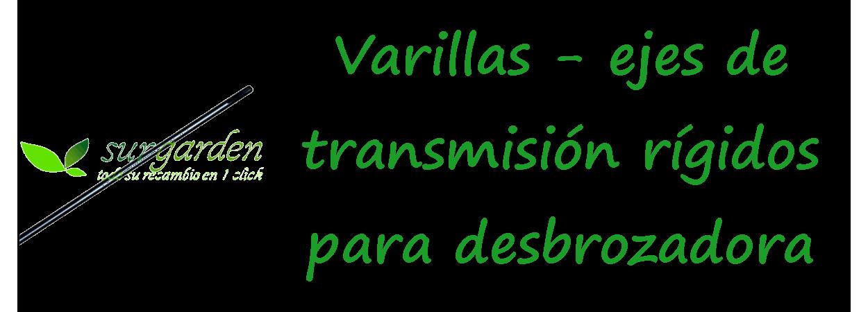 Varillas - ejes rígidos de trasmisión