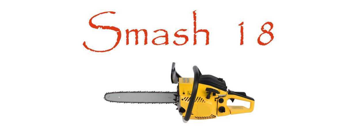 Motosierra Smash 18