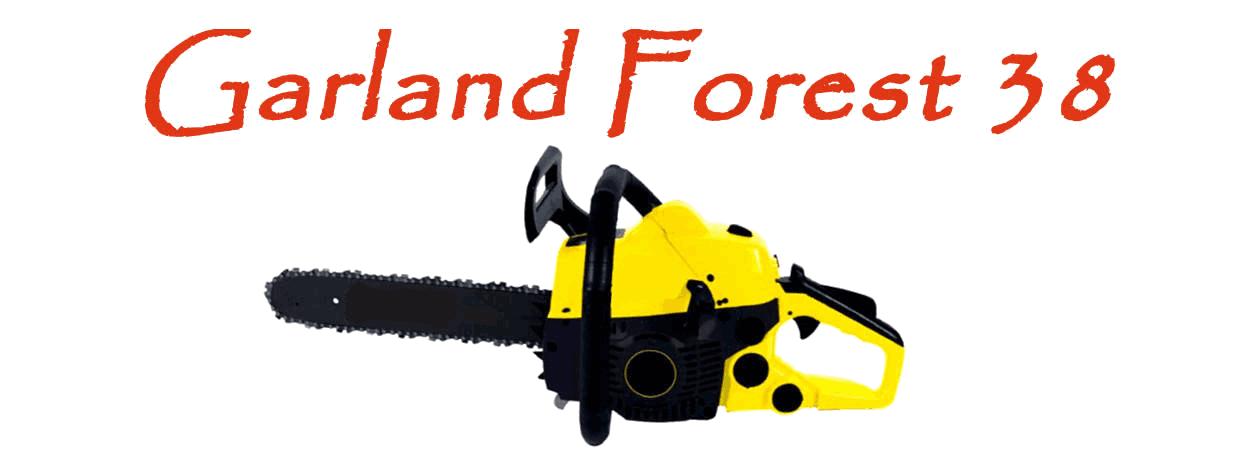 Motosierra Garland Forest 38