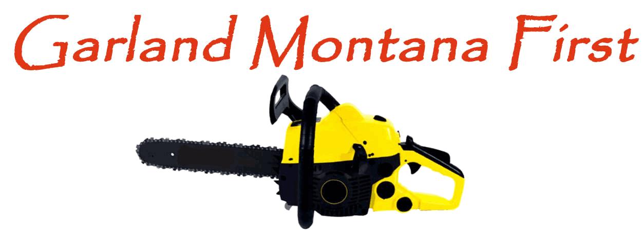 Motosierra Garland Montana First
