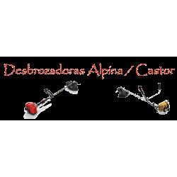 Desbrozadoras Alpina / Castor / Stiga / GGP