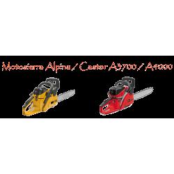 Motosierra Alpina / Castor A3700 - A4000