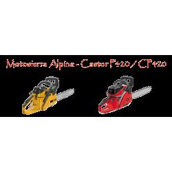 Motosierra Alpina / Castor P420 - CP420