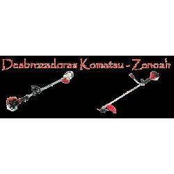 Desbrozadoras Komatsu Zenoah