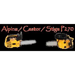 Motosierra Alpina / Castor P270