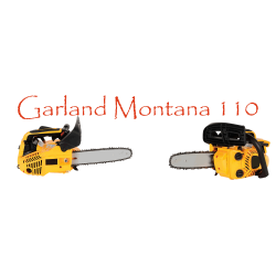 Motosierra Garland Montana 110