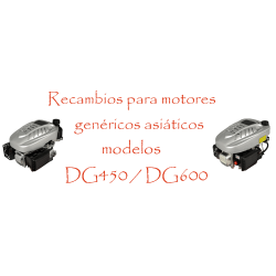 Modelos DG450 / DG600